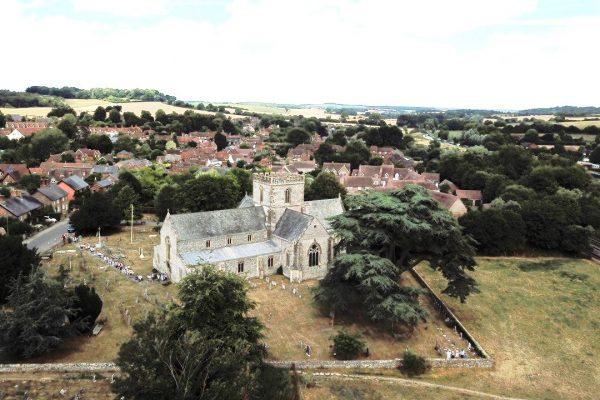Great Bedwyn St Marys Church